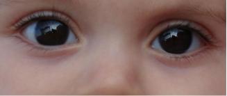 bambino sguardo